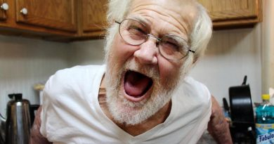 Angry Grandpa Date of Death and Cause of Death