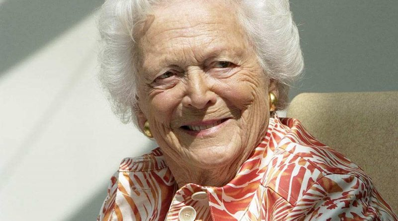 Barbara Bush Date of Death and Cause of Death