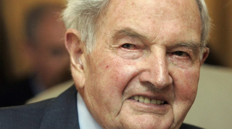 David Rockefeller Date of Death and Cause of Death