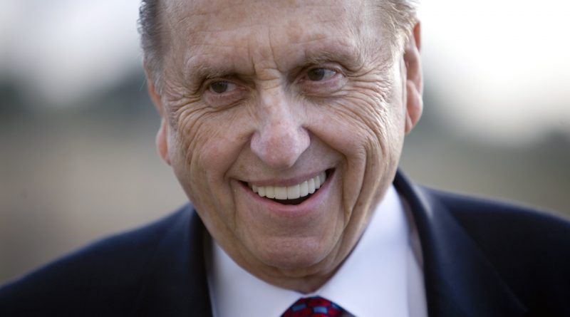 Thomas Monson Date of Death and Cause of Death
