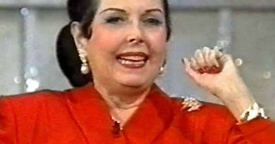 Ann Miller Date of Death and Cause of Death