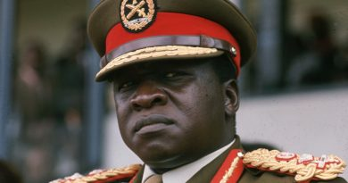 Idi Amin Date of Death and Cause of Death