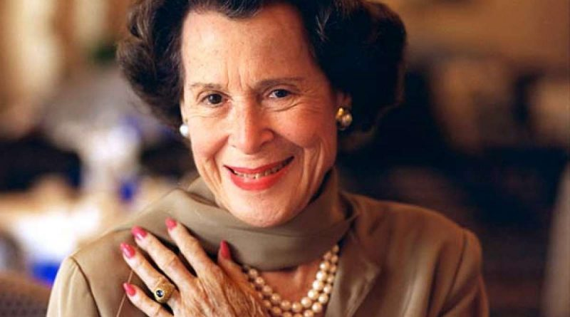 Kitty Carlisle Hart Date of Death and Cause of Death