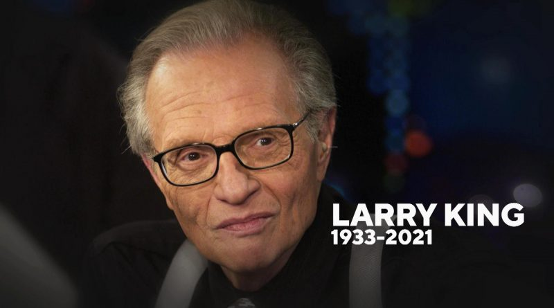 Larry King Date of Death and Cause of Death
