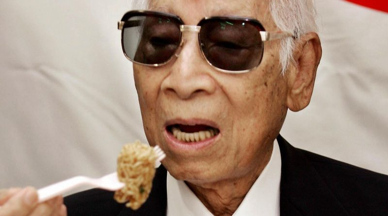 Momofuku Ando Date of Death and Cause of Death