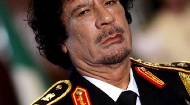 Muammar Gaddafi Date of Death and Cause of Death