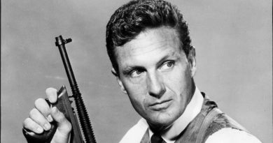 Robert Stack Date of Death and Cause of Death