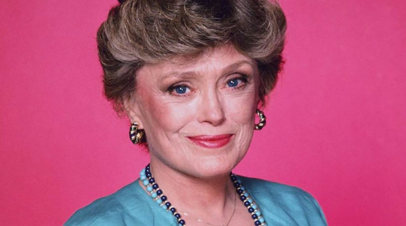 Rue McClanahan Date of Death and Cause of Death